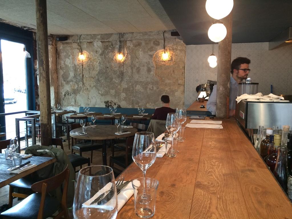 Roco restaurant paris 17e alexandru senciuc - Atelier cuisine paris ...
